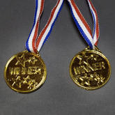 Pop Up Competition Medals